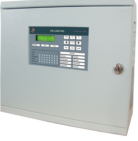 Conventional Fire Alarm Control Panel Brand Fire Guard Uk